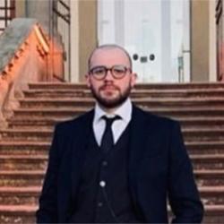Giacomo Castaldini Responsabile marketing